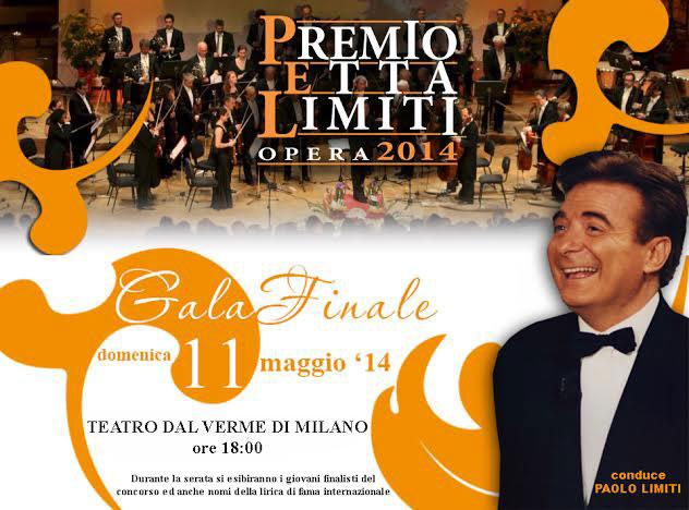 PREMIO ETTA LIMITI 2014 – Grandi ospiti d'eccezione al Dal Verme di Milano