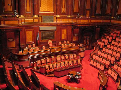 Che ne resta del senato 2duerighe for Senato repubblica
