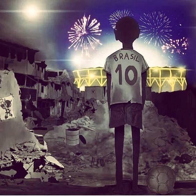 Brasile: l'altra coppa del Mondo