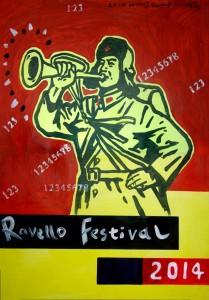 2014,-Wang-Guangyi,Festival-di-Ravello-2014