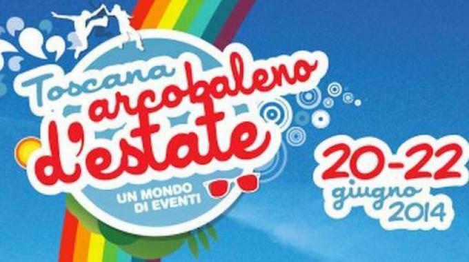"Toscana in festa con ""Arcobaleno d'Estate 2014"""