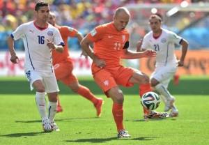 Olanda-Cile 2-0