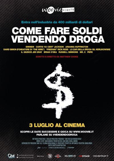 """""""Come fare soldi vendendo droga"""", film scandalo con Eminem e 50Cent"""