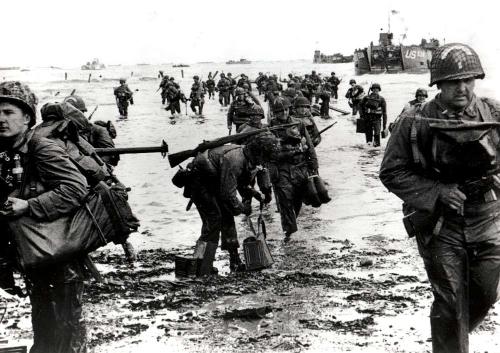 D-Day: 70 anni fa lo sbarco in Normandia