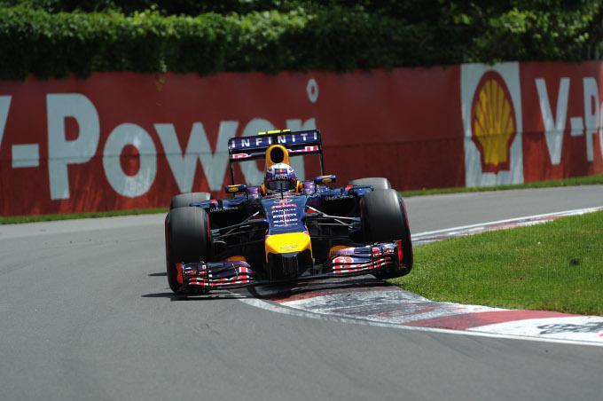 GP Canada: Ricciardo vince il suo primo gran premio