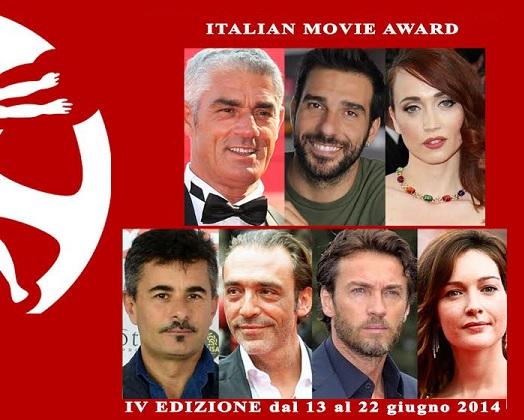 """""""Italian Movie Award"""" festival di cinema a Pompei: successo garantito"""