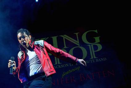 King of pop: Tribute show a Michael Jackson al Nazionale