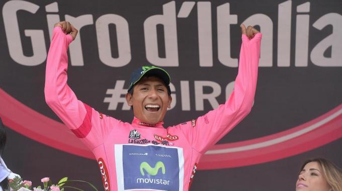 Giro d'Italia 2014, passerella finale: Luka Mezgec vince la volata. Quintana può sorridere!