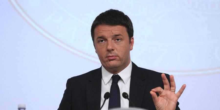 Riforme, Renzi contro l'ostruzionismo: «Noi andiamo avanti»