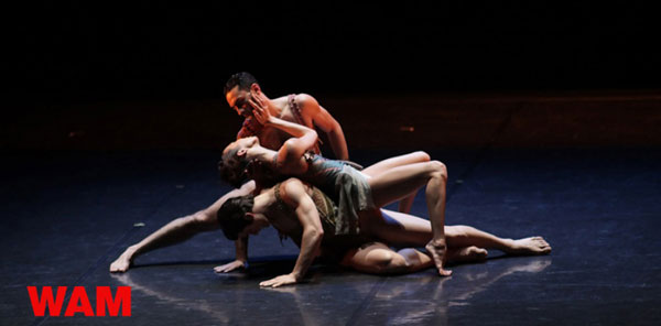 Dal 5 al 15 giugno Aterballetto al Piccolo Teatro Strehler di Milano