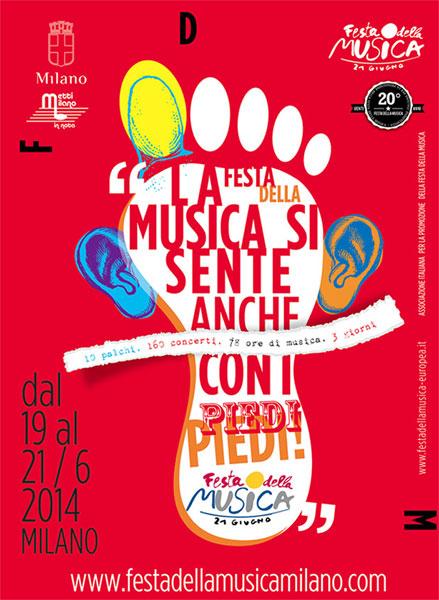 """""""Festa della Musica"""": Milano la celebra con 90 postazioni e 130 artisti in giro per la città"""