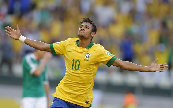 Il Brasile cala il poker e si qualifica primo. 4-1 al Camerun