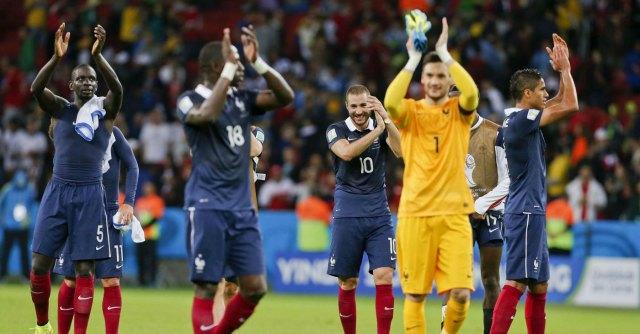 La Francia fa paura: 5-2 alla Svizzera e vola agli ottavi