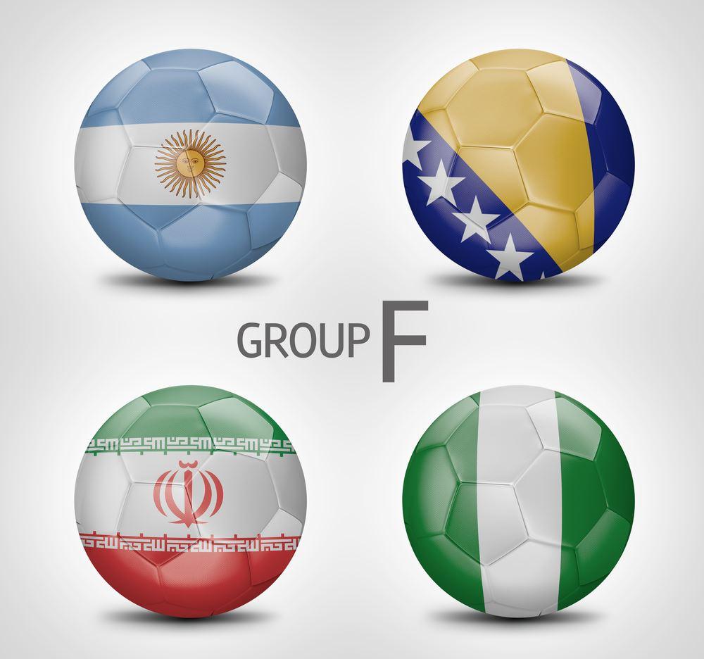 Brasile 2014: panoramica sul girone F