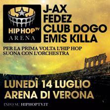 L'Hip Hop Italiano conquista l'Arena di Verona con 4 gladiatori