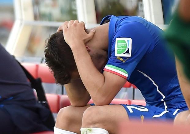Italia prova incolore e mesto addio Mundial. Uruguay ed arbitro ci sbattono fuori…