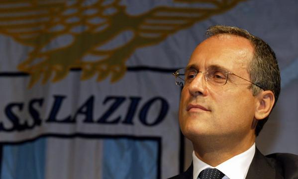 Allenatore Lazio: Lotito deciderà nel fine settimana