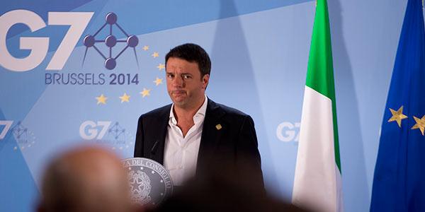 """Vicenda Mose, Renzi condanna la corruzione: """"è alto tradimento"""""""