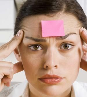 Troppo stress ti fa perdere la memoria