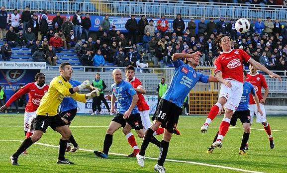 Play out B: il Varese vince a Novara ed è vicino alla salvezza
