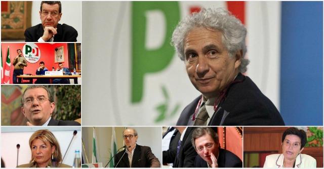 Rottura nel Pd , 14 senatori si autosospendono