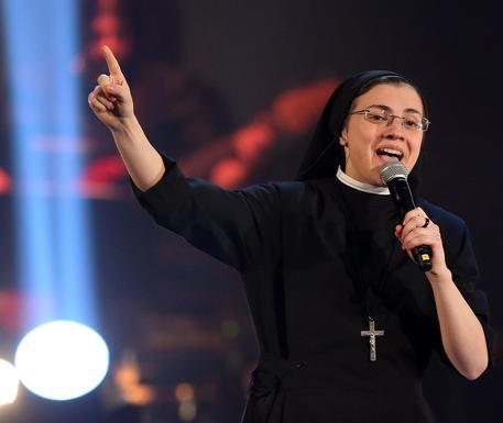 E' suor Cristina a conquistare il titolo di The Voice con il 62% dei voti