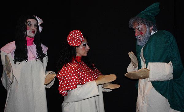 """""""Il Teatrino di Don Cristobal"""" di Federico Garcia Lorca, al """"Nuovo Teatro Sanità"""" di Napoli"""