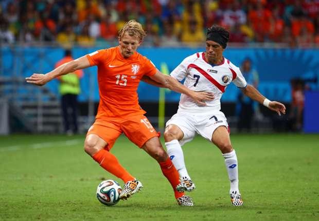 Olanda in semifinale: Costa Rica piegato solo ai rigori
