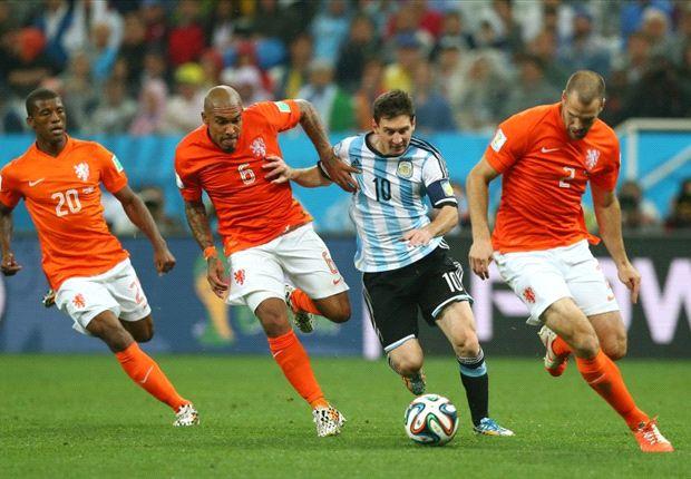 L'Argentina elimina ai rigori l'Olanda e raggiunge in finale la Germania