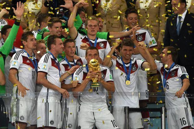 La Germania sorride. L'Argentina piange. La Coppa del Mondo è tedesca.