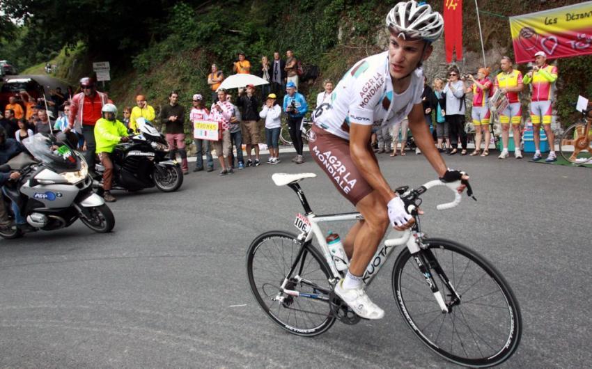 Tour de France 2014, Blel Kadri finalizza la fuga. Bene Nibali!