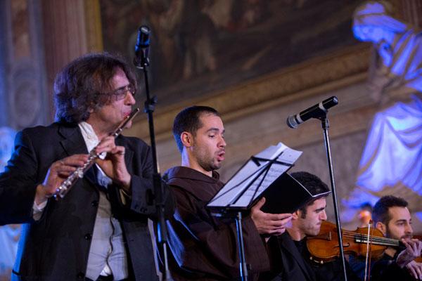 Si apre Contemplum, un concerto dedicato a Musica e Spirito