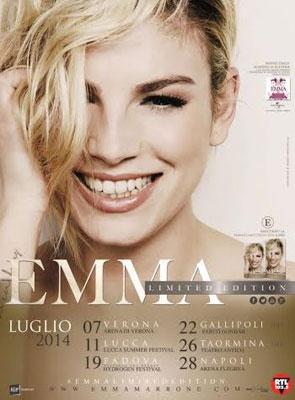 Emma Limited Edition – dall'Arena in tournè tra festival e palasport