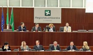 Lombardia: Consiglio regionale