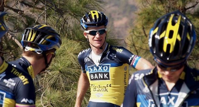 Tour de France 2014, numero di Michael Rogers!