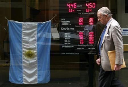 Crisi, Argentina vicinissima al default