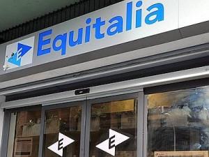 Roma, 3 gennaio 2012. Equitalia