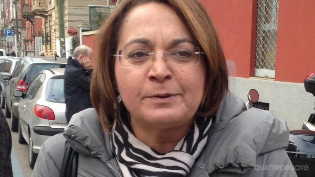 Il Premio Donna Fidapa assegnato all'assessore Rozza ad Acireale