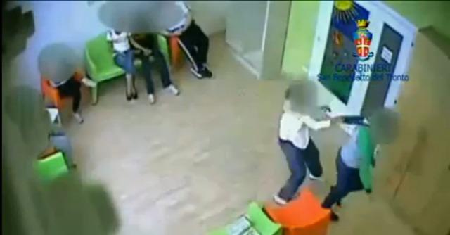 Casa di Alice: educatori in manette per violenze sui pazienti