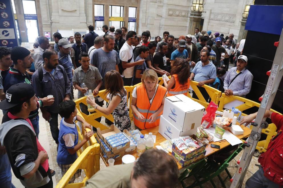Emergenza profughi a Milano, Caritas Ambrosiana apre un nuovo centro a Magenta