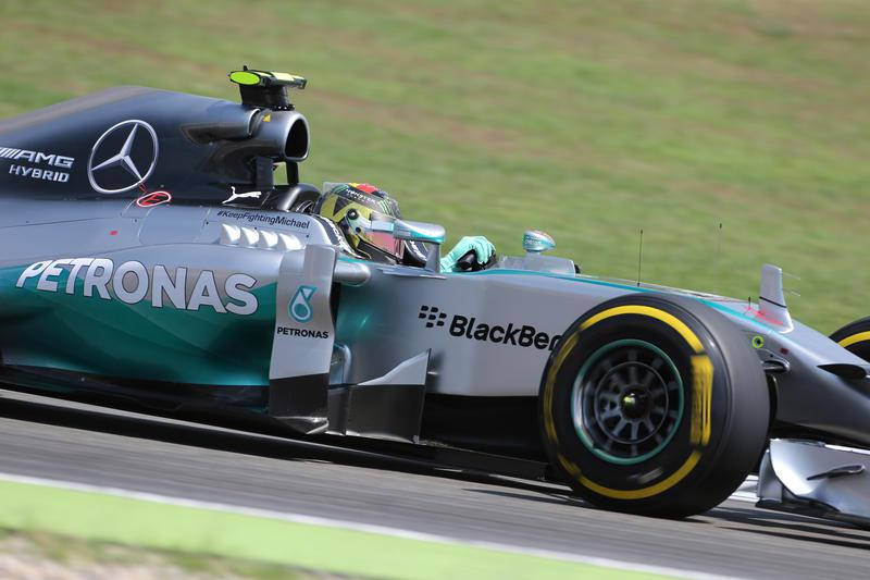 GP Germania: Rosberg vince in casa, Hamilton terzo