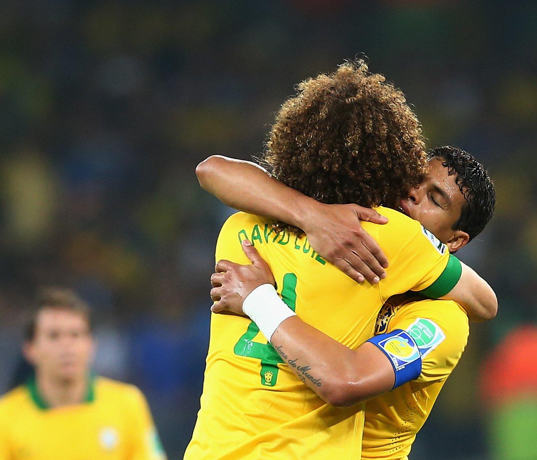 I centrali mandano il Brasile in semifinale. Colombia battuta 2-1