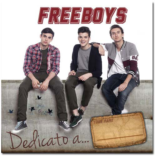 """Intervista ai Freeboys: """"XFactor ci ha formato, ora il nostro album è dedicato a voi!"""""""
