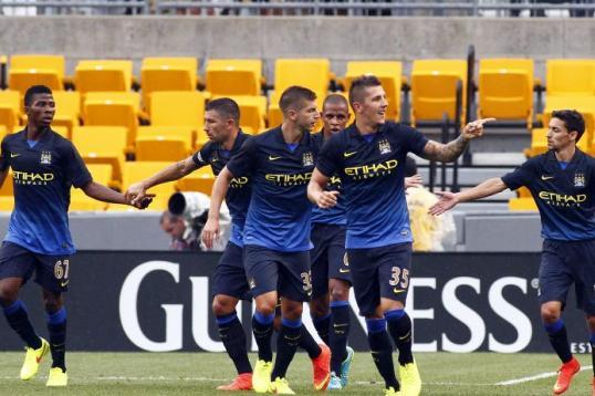 Amichevoli: il City spazza via il Milan 5-1