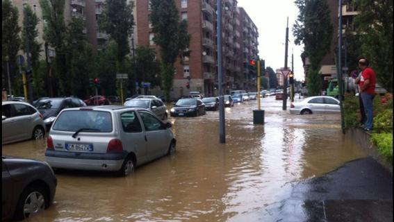Milano: Acqua alta come Venezia. M5S chiede dimissioni assessori competenti