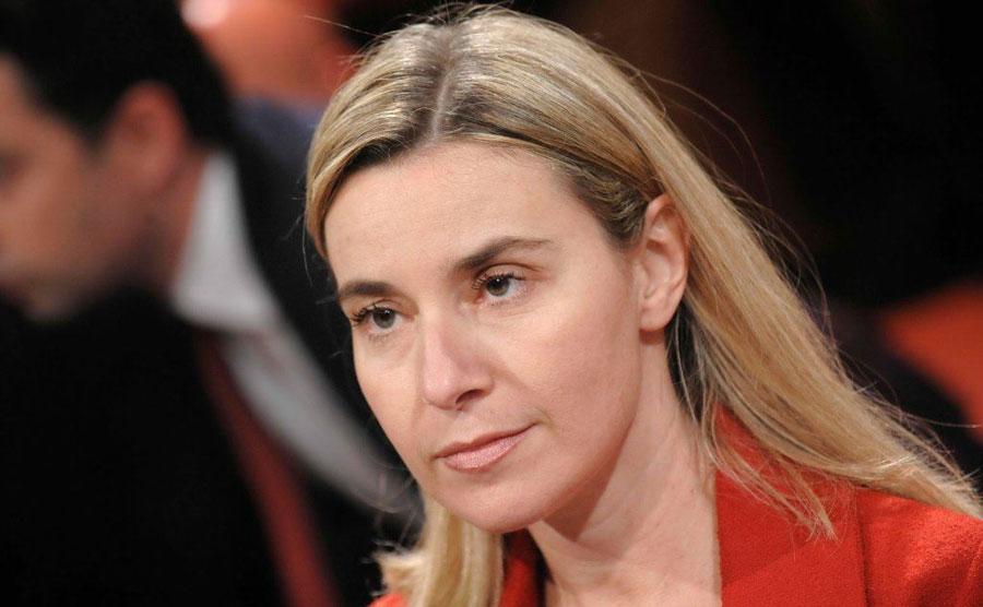 "Italia-Germania, Mogherini: ""Nessuna crisi"""