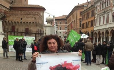 Aldrovandi: Patrizia Moretti, querelata da Maccari del Coisp