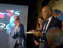Premio Etica e Società 2014 a Cino Tortorella