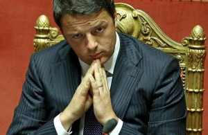 Renzi a senatori, da vostra tenuta dipende Italia