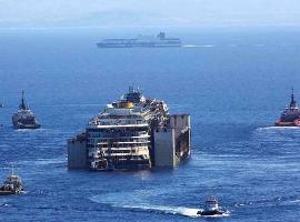 Concordia: il convoglio è in viaggio, polemiche sul versante francese